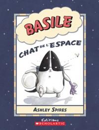Basile, chat de l'espace