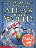 Vignette du livre Scholastic Canada Atlas Of The World