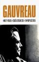 Couverture : Oeuvres créatrices complètes Claude Gauvreau