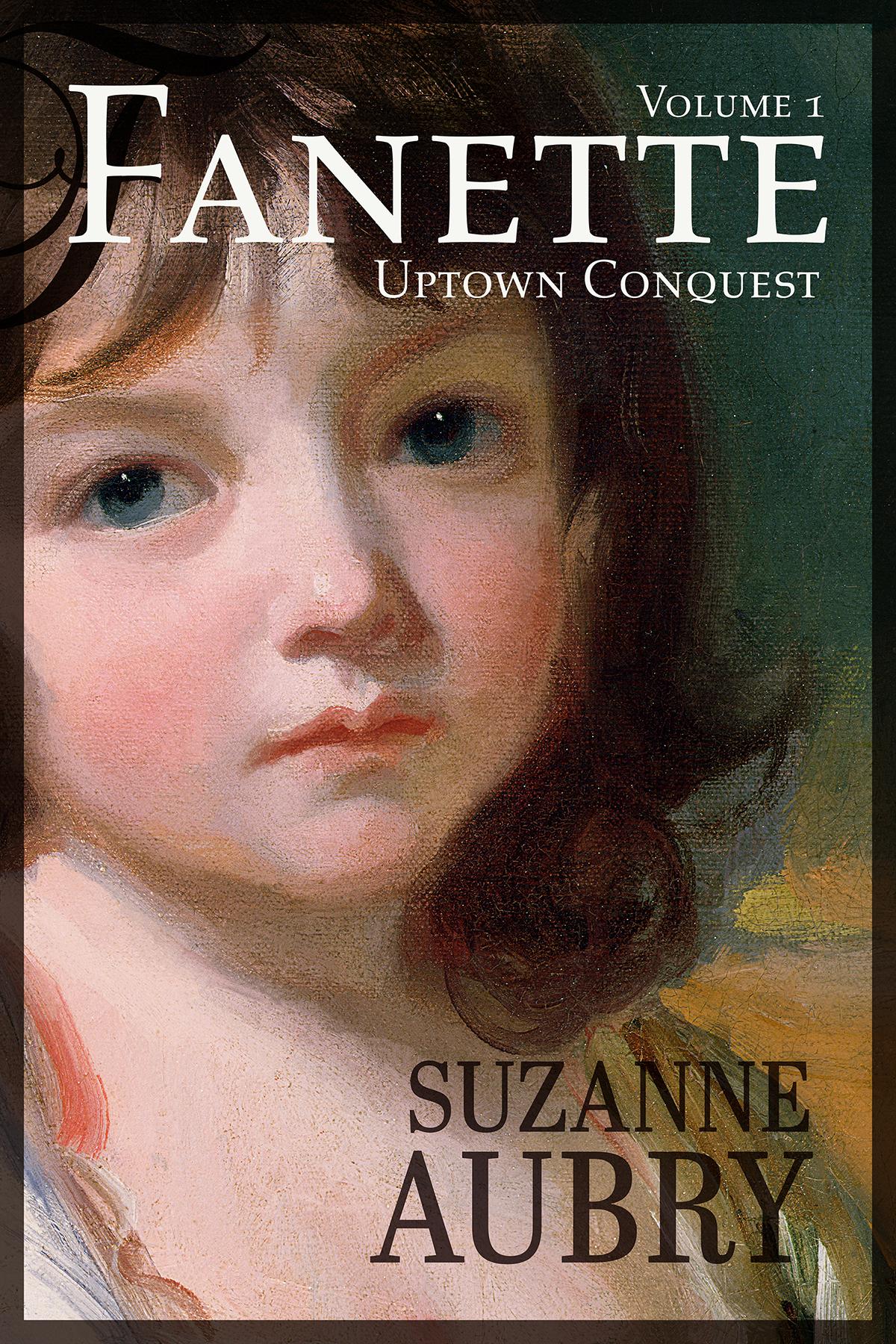 Couverture : Fanette, Volume 1 Suzanne Aubry