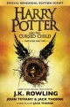 Couverture : Harry Potter and the Cursed Child : Parts One & Two (en anglais) J.k. Rowling, Jack Thorne, John Tiffany