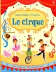 Couverture : Le cirque Jessica Greenwell