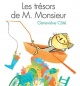 Couverture : Les trésors de M. Monsieur Geneviève Côté