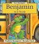 Couverture : Benjamin va à l'école Paulette Bourgeois