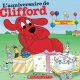 Couverture : Clifford fête son anniversaire Norman Bridwell