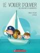Couverture : Le voilier d'olivier: une aventure en anagrammes Mireille Messier,  Loufane