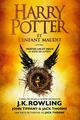 Couverture : Harry Potter et l'enfant maudit : parties 1 et 2 Jack Thorne