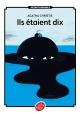 Couverture : Dix petits nègres Agatha Christie