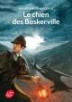 Couverture : Chien des Baskerville (Le) Arthur Conan Doyle