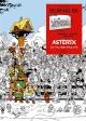 Couverture : Astérix, la grande famille: coloriage XXL Albert Uderzo