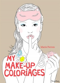 Vignette du livre My make-up coloriages