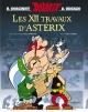 Couverture : Astérix : Les XII travaux d'Astérix Albert Uderzo