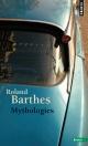 Couverture : Mythologies Roland Barthes