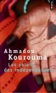 Couverture : Soleils des indépendances (Les) Ahmadou Kourouma