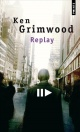 Couverture : Replay Ken Grimwood