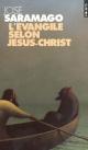 Couverture : Évangile selon Jésus-Christ (L') José Saramago