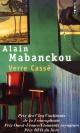 Couverture : Verre cassé Alain Mabanckou