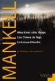 Couverture : Intégrale Wallander T.1 Henning Mankell