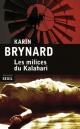 Couverture : Les milices du Kalahari Karin Brynard
