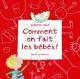 Couverture : Comment on fait les bébés Babette Cole