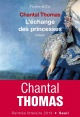 Couverture : Échange des princesses (L') Chantal Thomas