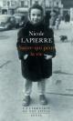 Couverture : Sauve qui peut la vie Nicole Lapierre