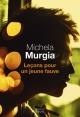 Couverture : Leçons pour un jeune fauve Michela Murgia