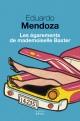 Couverture : Les égarements de mademoiselle Baxter Eduardo Mendoza