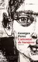 Couverture : L'attentat de Sarajevo Georges Perec, Claude Burgelin