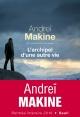 Couverture : L'archipel d'une autre vie Andreï Makine