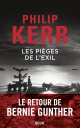 Couverture : Les pièges de l'exil Philip Kerr