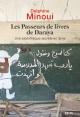Couverture : Les passeurs de livres de Daraya Delphine Minoui