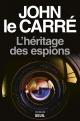 Couverture : L'héritage des espions John Le Carre