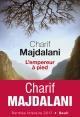 Couverture : L'empereur à pied Charif Majdalani