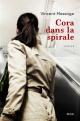 Couverture : Cora dans la spirale Vincent Message
