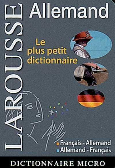 francais allemand traduction grignoteuse