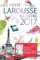 Couverture : Le petit Larousse illustré 2017 Bernard Cerquiglini