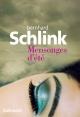 Couverture : Mensonges d'été Bernhard Schlink