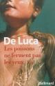 Couverture : Poissons ne ferment pas les yeux (Les) Erri De Luca