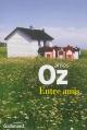 Couverture : Entre amis Amos Oz