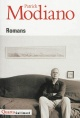 Couverture : Romans Patrick Modiano