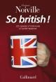 Couverture : So british ! Florence Noiville