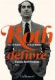 Couverture : Roth délivré: un écrivain et son oeuvre Claudia Roth Pierpont