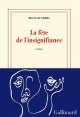 Couverture : Fête de l'insignifiance (La) Milan Kundera