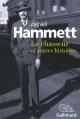 Couverture : Le chasseur et autres histoires Dashïell Hammett, Richard Layman