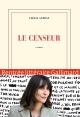 Couverture : Le censeur Clélia Anfray