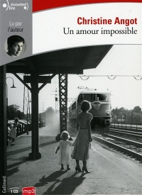 Vignette du livre Un amour impossible  1 CD mp3  (6h30)