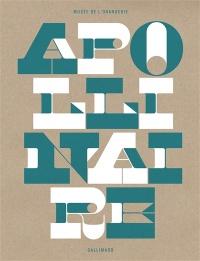Apollinaire: le regard du poète : exposition, Paris