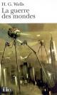 Couverture : Guerre des mondes (La) H. G. Wells