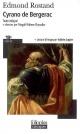 Couverture : Cyrano de Bergerac (texte intégral + dossier) Edmond Rostand
